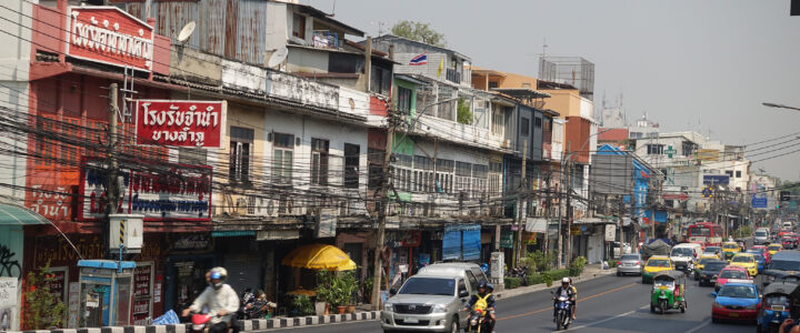 Tag 1: Bangkok