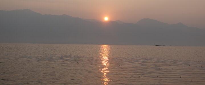 Am und auf dem Inle Lake