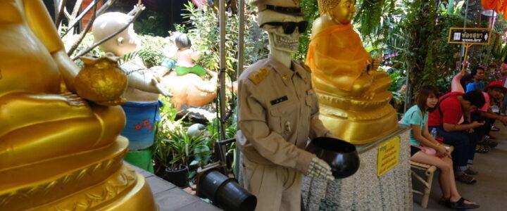 Mit dem Rad durch Ayutthaya