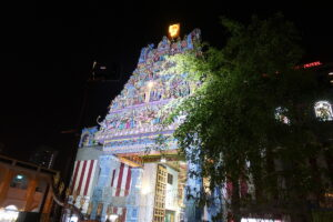Tempel in Little India
