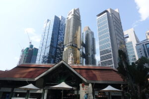 Lau Pa Sat Center
