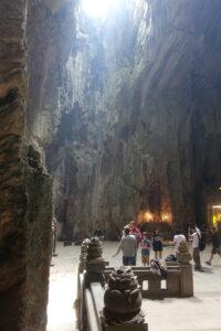 Höhle in Danang
