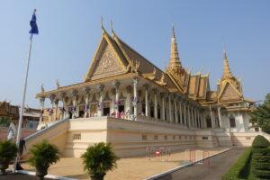 Königspalast Phnom Penh